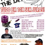 Promoção The Dirt in Rio 2013