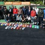 Pilotos participantes do campeonato brasileiro EP 2014